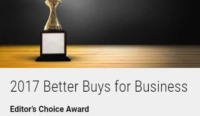 Premio 2017 Better Buys of Business